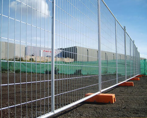 Temporary Fence Anping County Puersen Hardware Wire Mesh