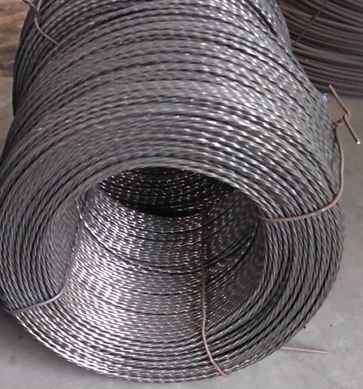 Twisted Square Bar - Anping County Puersen Hardware Wire Mesh ...